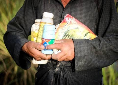 «الزراعة»: حملات مكثفة لضبط سوق المبيدات ومستلزمات الإنتاج الزراعى