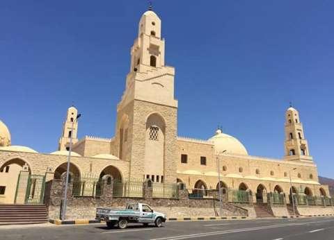 إنشاء محطة كهرباء جديدة لخدمة مسجد الشيخ الشاذلي