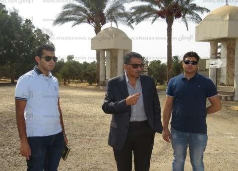 مدير أمن الإسماعيلية يتفقد عددا من دور العبادة بمراكز المحافظة