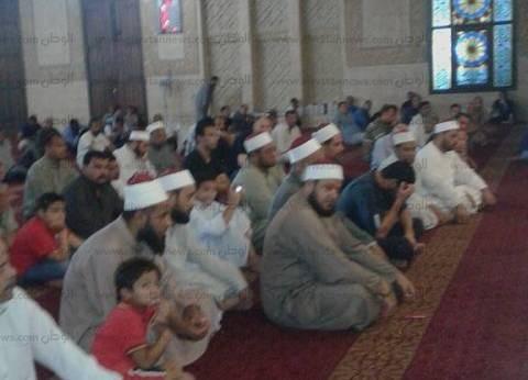 بالصور| أوقاف شرم الشيخ تحتفل برأس السنة الهجرية في مسجد المصطفى