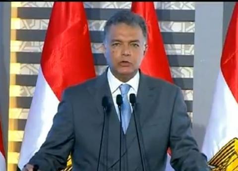 """وزير النقل: أنهينا الطريق الدائري الإقليمي في """"وقت قياسي"""""""