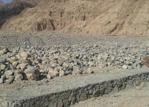 """""""المياه الجوفية"""" بجنوب سيناء: 100 مليون جنيه لحماية وادي دهب من السيول"""