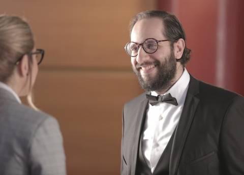 """أحمد أمين: مشاهد مسلسل """"الوصية"""" تقوم على أساس من التلقائية والكوميديا"""