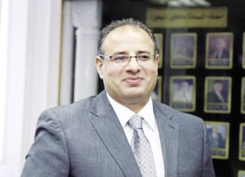 محافظ الإسكندرية يشارك في ندوة السلامة المرورية وحوادث الطرق