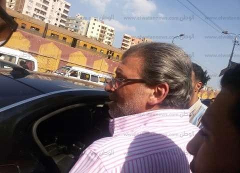 طبيب زوجة خالد يوسف يبرئ المخرج الشهير من حيازة الأقراص المخدرة