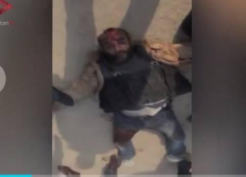 """أول فيديو من موقع الهجوم الإرهابي على """"كنيسة حلوان"""""""