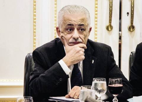 وزير التعليم ينعى التلميذ ضحية التدافع بالدقهلية