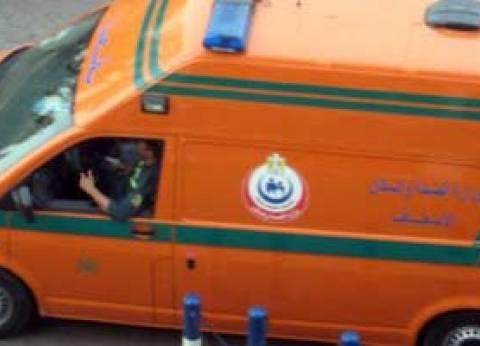 إصابة أمين شرطة إثر انفجار أسطوانة بوتاجاز في بني سويف