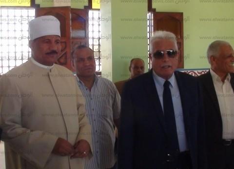 محافظ جنوب سيناء يدعم دار المناسبات بمدينة الطور بـ10 آلاف جنيه