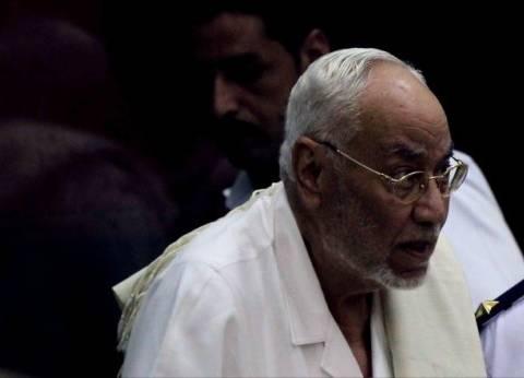 عاجل| وفاة مهدي عاكف مرشد «الإخوان» السابق