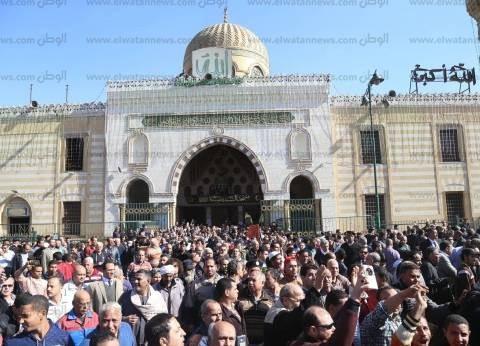 الجمعة.. عزاء شادية بمسجد المشير طنطاوي وأسرتها تمنع دخول الكاميرات
