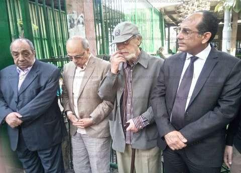 """علي أبو شادي: """"مش مصدق.. سمير فريد كان ركن أساسي في حياتي"""""""