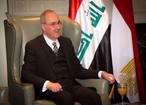 """السفير العراقي لرئيس """"الأعلى للإعلام"""": نثمن موقف مصر تجاه بلادنا"""