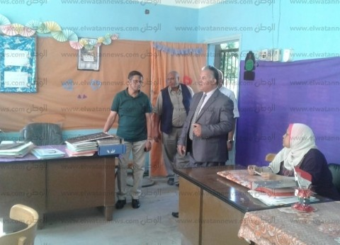 تعليم الإسماعيلية: نقل العاملين بإدارة شمال للمدارس لسد عجز المعلمين
