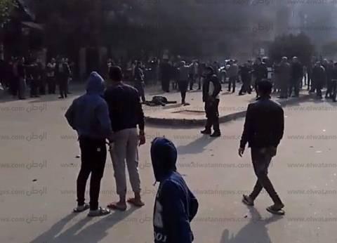 """أهالي حلوان يطالبون بترحيل أسرة منفذ هجوم الكنيسة: """"تستروا على إرهابي"""""""