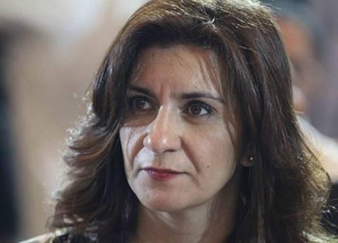 وزيرة الهجرة تدلي بصوتها في دائرة مدينة نصر