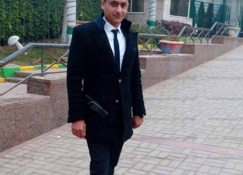 """""""الوطن"""" تنشر صورة معاون قسم حلوان الذي استشهد في الهجوم الإرهابي"""