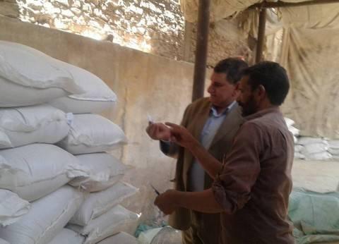 محافظ قنا: موافقة وزارة التموين على زيادة حصة الدقيق لمخبزين