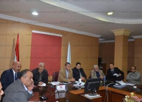 محافظ كفر الشيخ يوجه بالانتهاء من الخطة الاستثمارية نهاية فبراير المقبل