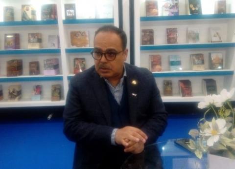 رئيس معهد الشارقة للتراث: معرض القاهرة الدولى للكتاب الأول عربياً