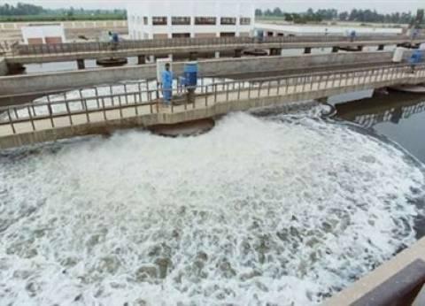 قطع المياه عن مدينة الحمام بسبب كسر في خط الإسكندرية الـ700م بالساحل الشمالي