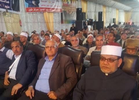 """""""أبو شوشة"""": سنشارك فى الانتخابات رداً على الدول التى تحارب مصر"""