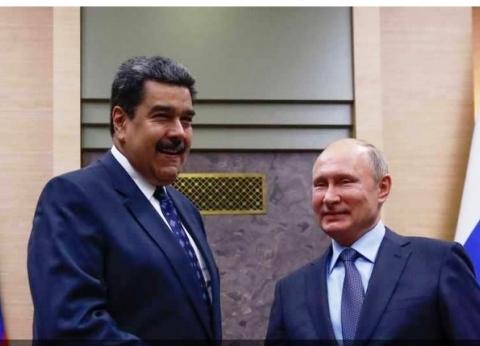 روسيا تعلن دعمها لرئيس فانزويلا.. وتحذر أمريكا من تدخل عسكري