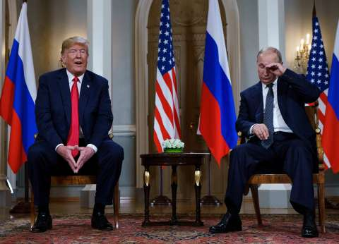 """مطالبات من الكونجرس باستجواب مترجمة لقاء """"ترامب"""" مع """"بوتين"""""""