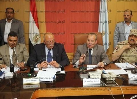 محافظ كفر الشيخ: لدينا وسائل تواصل لمتابعة كل ما يجرى بلجانالاستفتاء