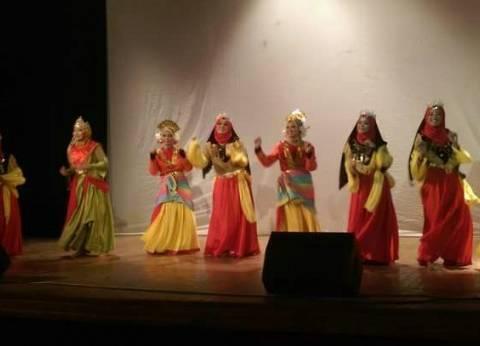 """عروض وفنون إندونيسية بـ""""ثقافة القليوبية"""""""