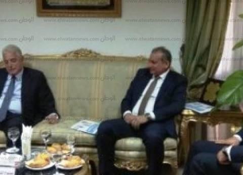 خالد فودة: إعلان جنوب سيناء خالية من العشوائيات بداية 2020
