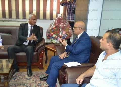 محافظة الغربية تتخذ إجراءات مواجهة السحابة السوداء