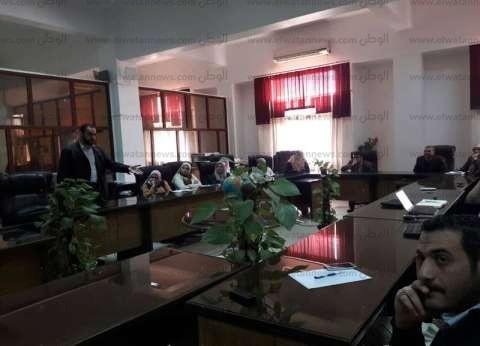 جامعة الزقازيق تستقبل وفدا من مركز تقييم واعتماد هندسة البرمجيات (SECC)