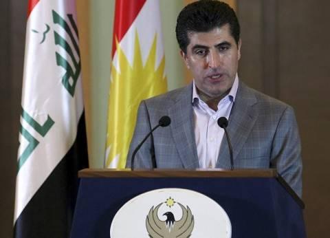 البارزاني يؤكد مجددا استعداد إقليم كردستان للحوار مع بغداد بشأن المطار