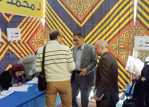 "مؤشرات: رشوان يكتسح انتخابات ""الصحفيين"" بـ2697 صوتا مقابل 1360 لرشاد"