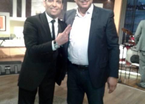 """غدا.. سعد الصغير ضيف عمرو الليثي في """"بوضوح"""""""