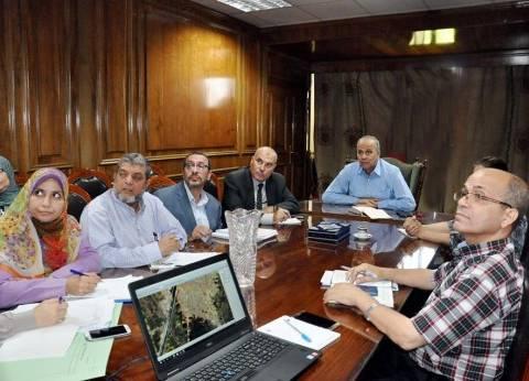 محافظ القليوبية يعلن إنشاء وحدة جديدة لنظم المعلومات الجغرافية