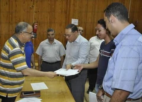 مكتب تنسيق جامعة القناة يستقبل 700 طالب في المرحلة الأولى خلال 3 أيام