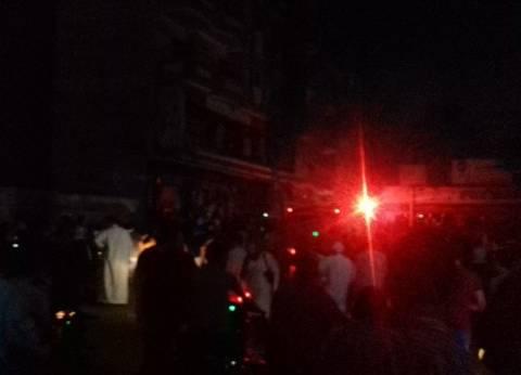 الحماية المدنية: السيطرة على حريق نشب في شقة سكنية بحلوان دون إصابات