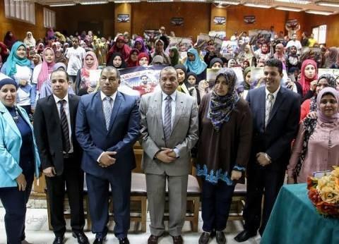 رئيس جامعة بني سويف: بروتوكول تعاون مع صندوق مكافحة وعلاج الإدمان