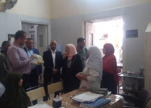 بالصور| وفد مجلس الوزراء يتابع المشروعات الخدمية في أسيوط