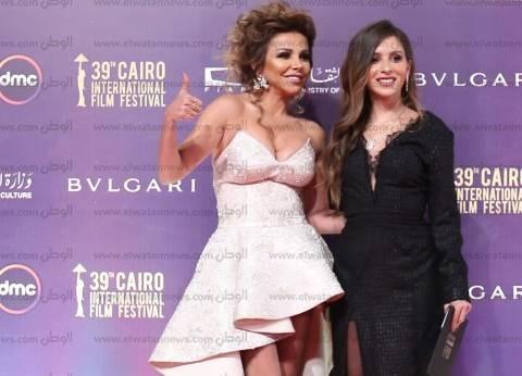 ديفليه «القاهرة السينمائى»: الأسود يليق بك