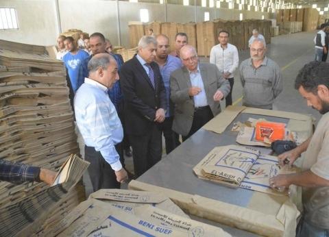 حصاد المحافظات 2018| المنيا.. استقبال العام الجديد بتنفيذ 4 مشروعات قومية عملاقة وتشغيل 68 مصنعاً