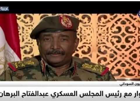 برهان: اللجنة الأمنية أعدت قوائم بالمطلوب التحفظ عليهم في السودان