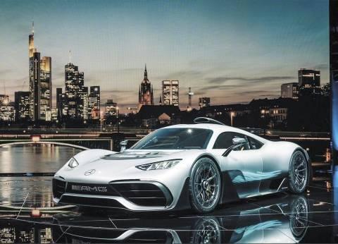 انطلاق معرض «فرانكفورت الدولى» للسيارات بشعار «المستقبل الآن»