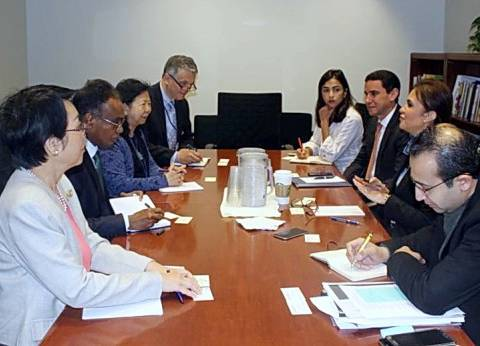 مفاوضات مع «الآسيوى للاستثمار» لتمويل المرحلة الثانية لمشروع الصرف الصحى.. و«كيم» يشيد ببرنامج الحكومة