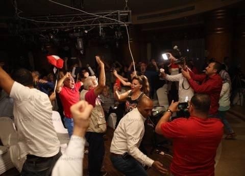الحكومة تهنئ السيسي والشعب بوصول مصر لكأس العالم