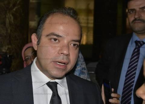 رئيس البورصة يبحث مع سفير السويد جذب الاستثمارات للسوق المصري
