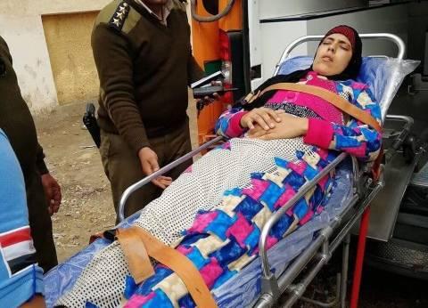 """""""الوطنية لحقوق الإنسان"""": عربة إسعاف تنقل مريضة للتصويت في كفر الشيخ"""