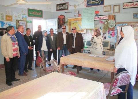 تنظيم قافلة سكانية شاملة بقرية أولاد حمام في دمياط غدا
